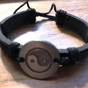 Oosterse Armband Yin - Yang