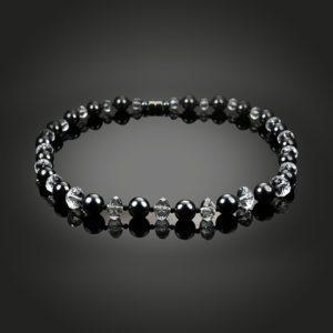 Power Necklace Hematite